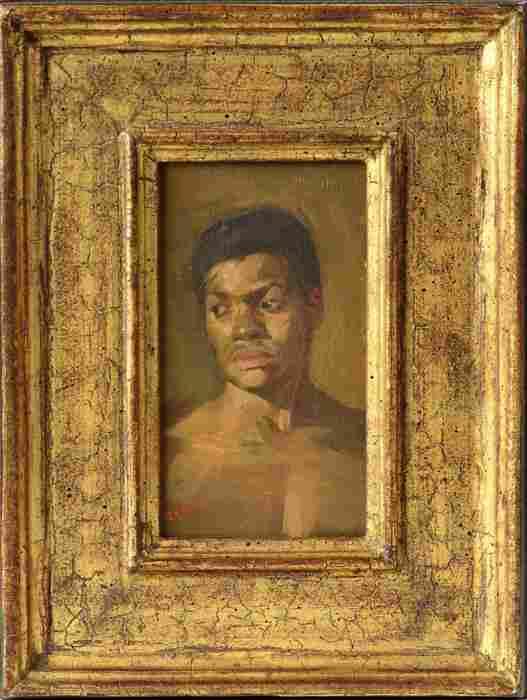 Aaron Shikler (American, B. 1922) Portrait