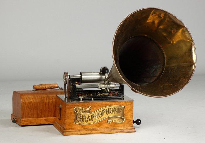 1: Rare Graphophone Type 'A'