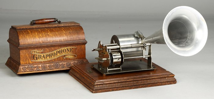 14: Columbia Graphophone Type 'AB'