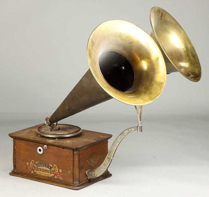 17: Duplex Phonograph