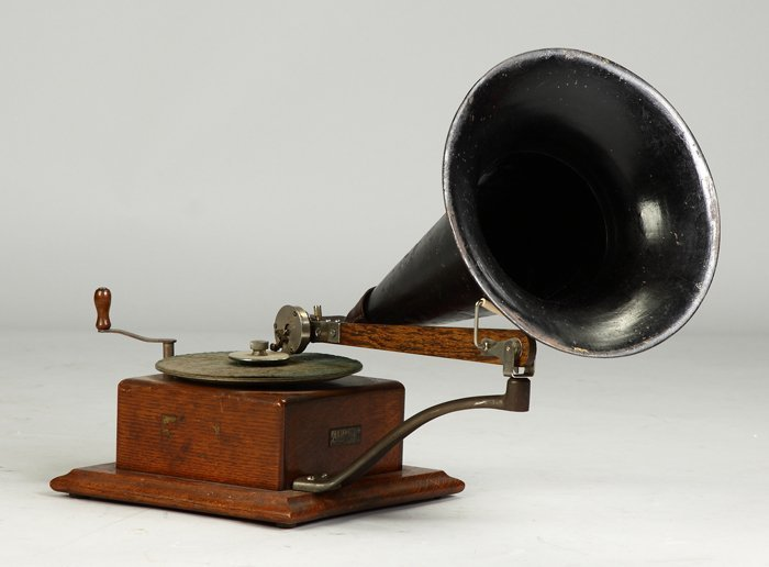 "21: ""Trademark"" Gramophone"