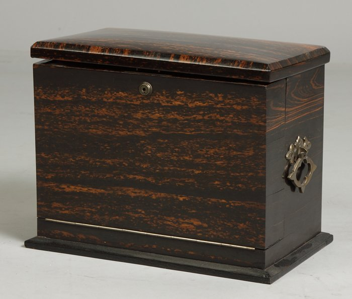 17: 19th Cent. Writing & Sewing Desk