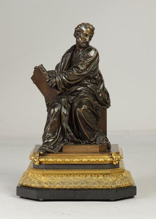11: Jean Francois Deniere (French, 1774-1866) Bronze Sc