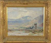"195: Jack Wilkinson Smith (American, 1873-1949) ""Desert"