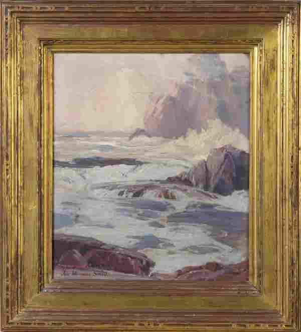 Jack Wilkinson Smith (American, 1873-1949) Seascap