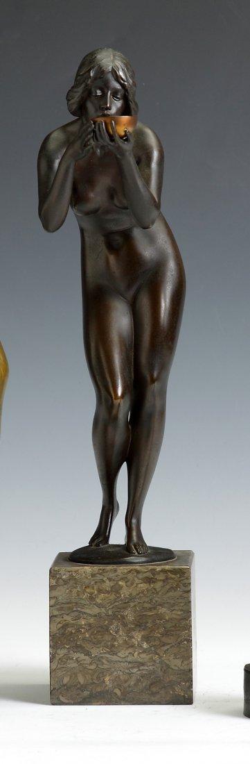 Victor Heinrich Seifert  (German, 1870-1953) Bronze