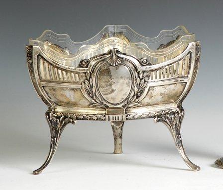 Continental Silver Centerpiece