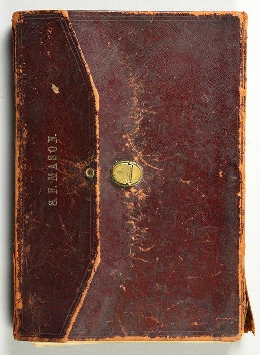 """The Nurseryman's Pocket Specimen Book"" by D.M. Dewey"