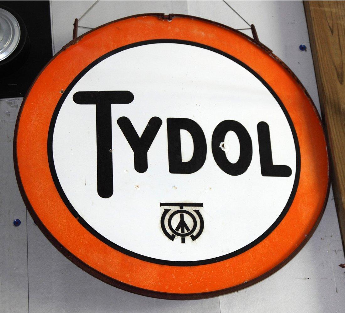 Vintage Tydol Sign
