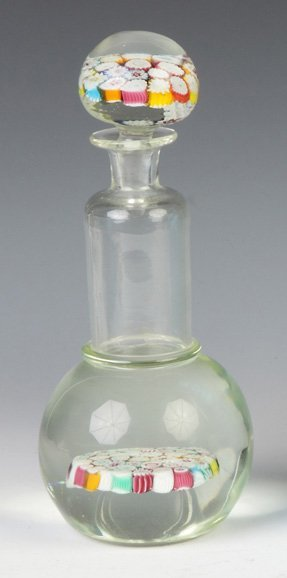 Millifiore Covered Bottle