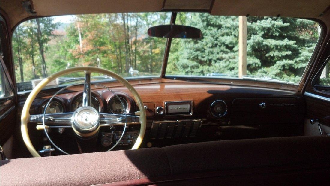 1951 Desoto Custom 4 Door Sedan - 2