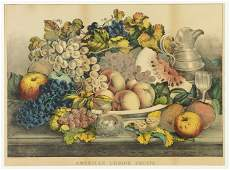 Currier  Ives American Choice Fruits