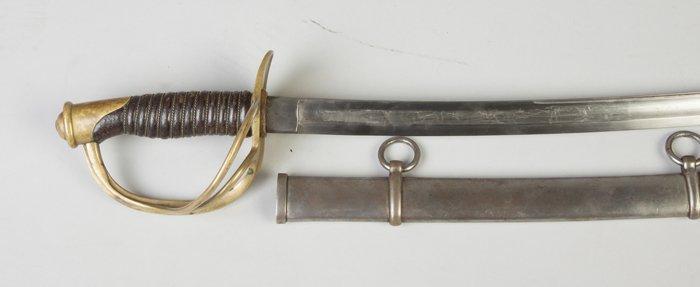 US Civil War Sword, D.J. Millard, Clayville, NY