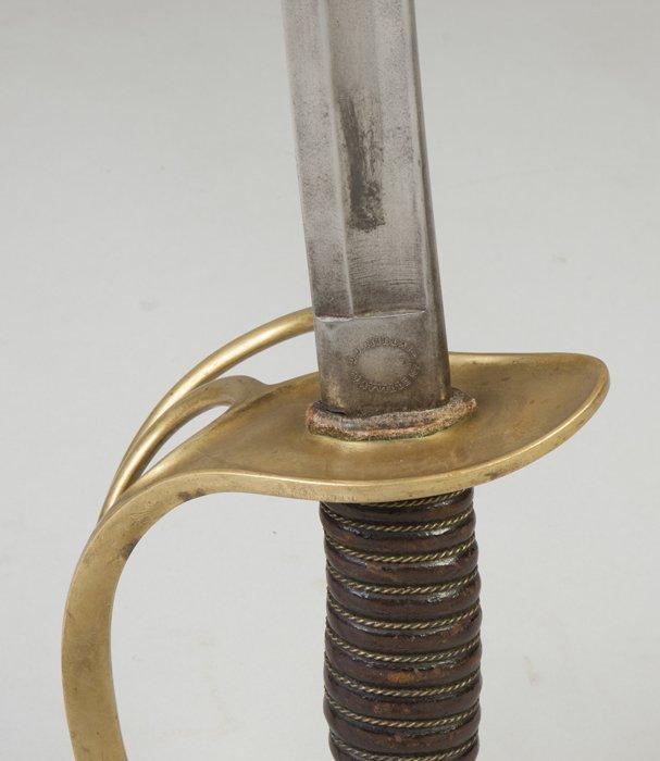 US Civil War Sword, D.J. Millard, Clayville, NY - 2