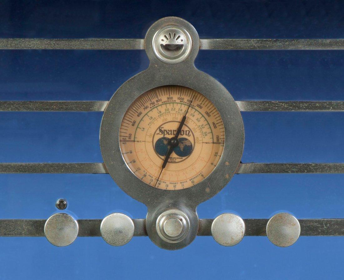 Sparton Floor Model Radio, Nocturne Model 1186 - 2