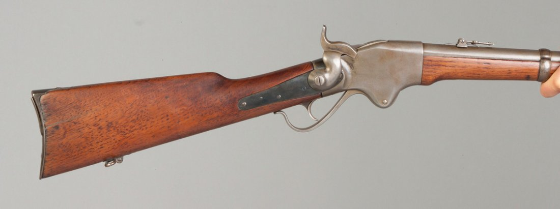 Spencer Repeating Rifle Co. 1860 Carbine