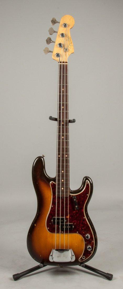 Fender 1959 Sunburst Precision Bass