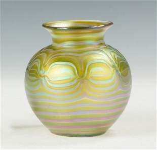 Loetz Decorated Vase