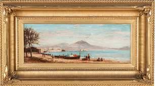 "Frank Henry Shapleigh (American, 1842-1906) ""Bay of"