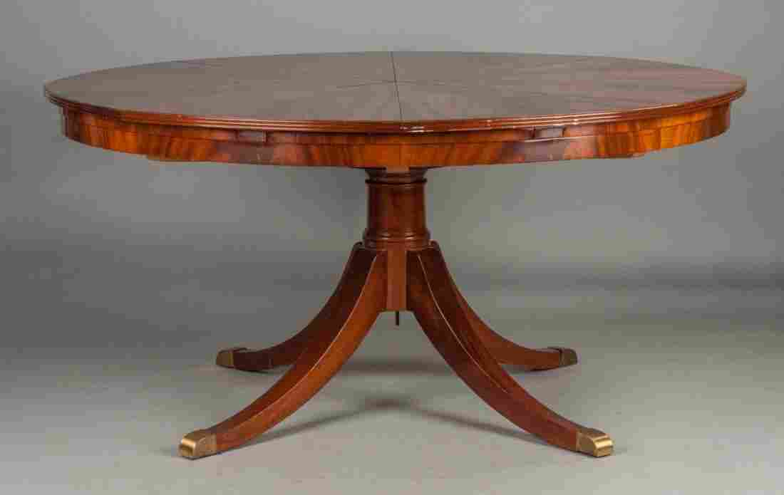 Jupe Custom Dining Table by Schmeig and Kotzian