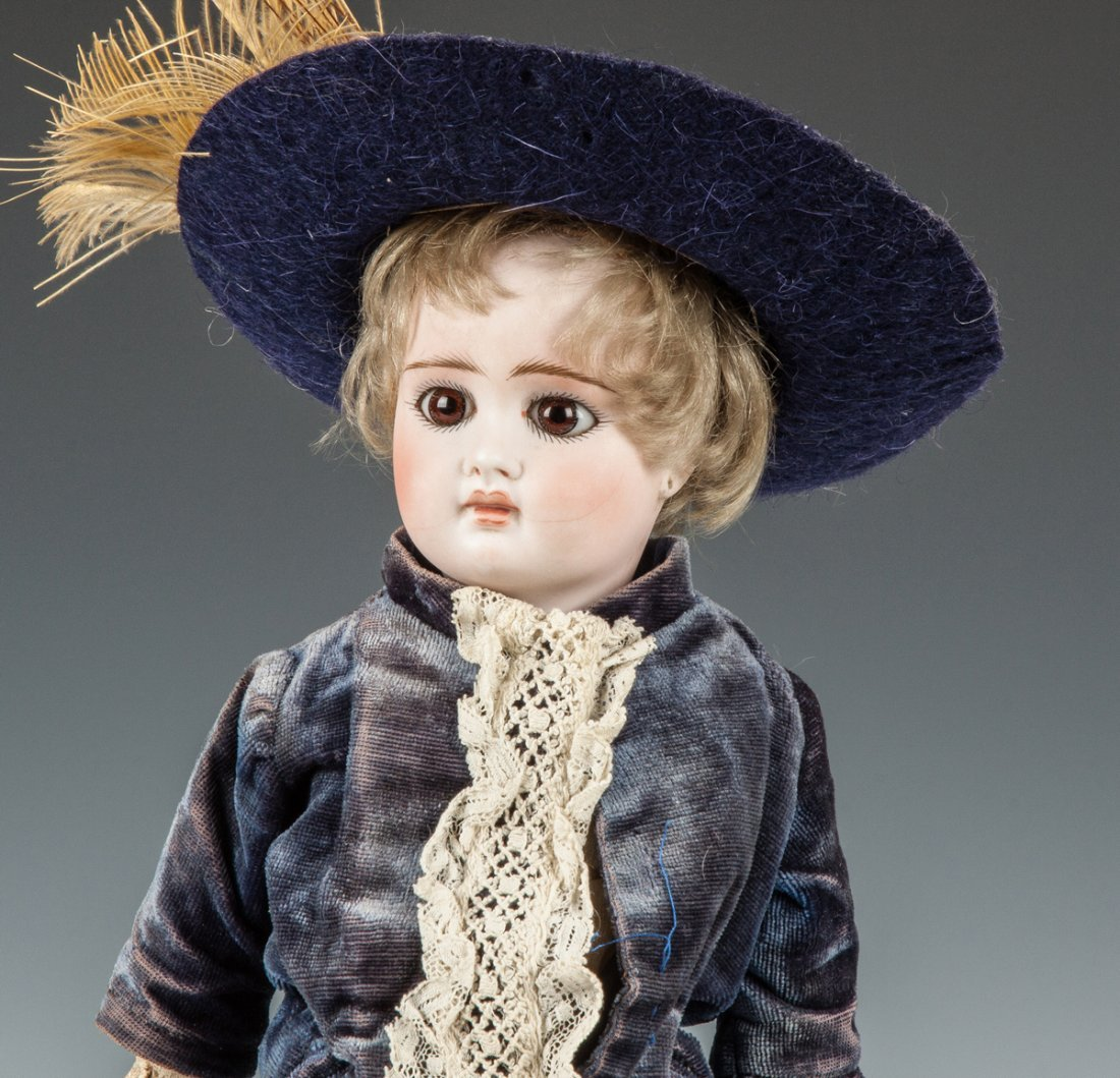 French Fashion Bisque Doll