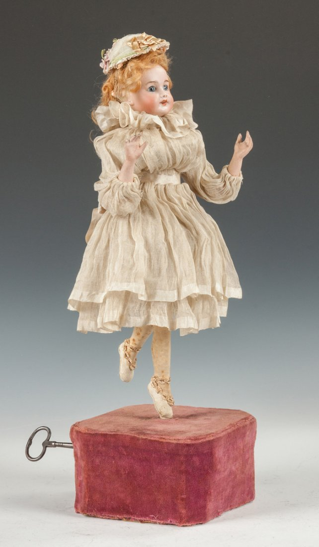German Automaton Dancing Doll
