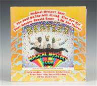 Beatles Magical Mystery Tour LP Record Album Cover