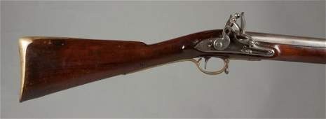 Revolutionary War Era Flintlock Long Gun