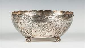 Tiffany  Co Sterling Silver Bowl