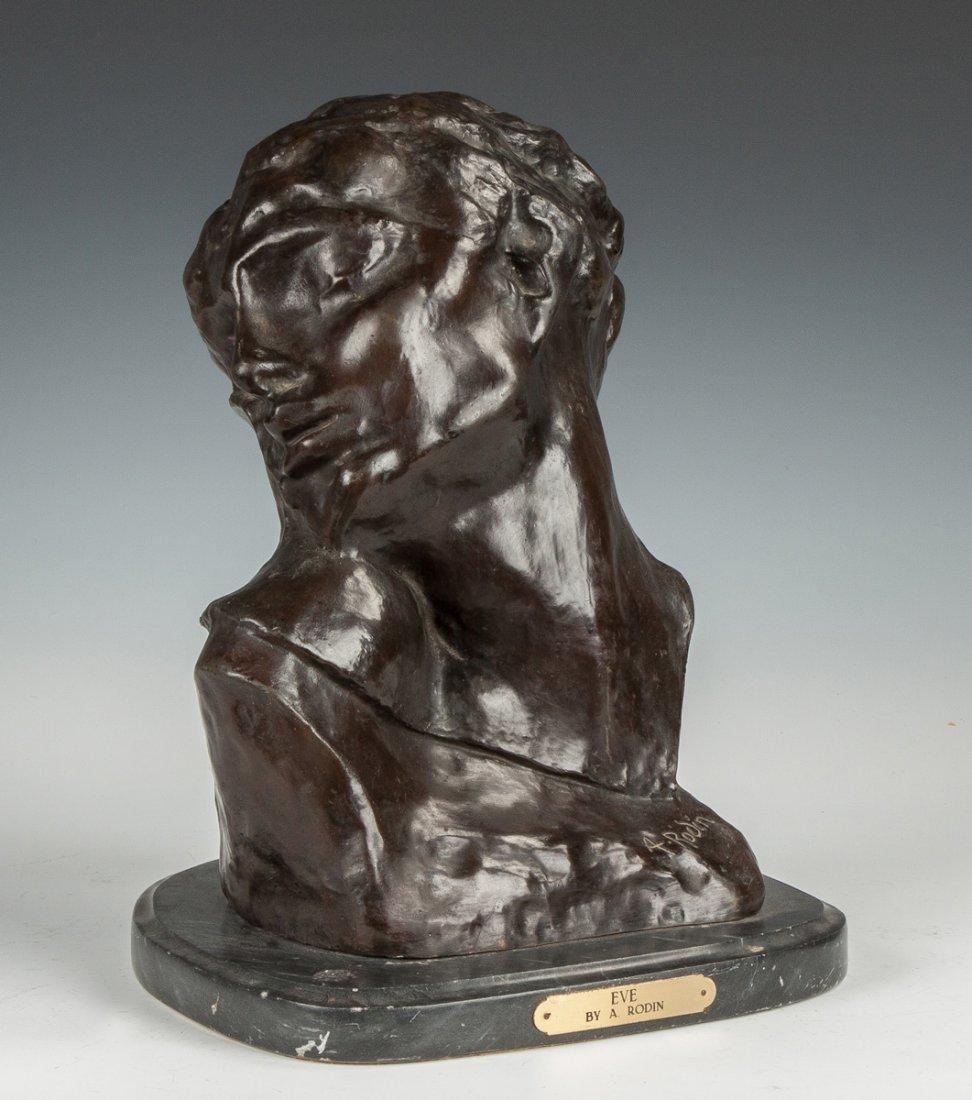Eve by A. Rodin Recast Bronze - 2