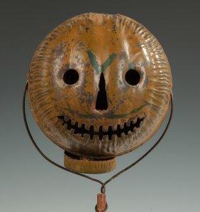 Pumpkin Head Parade Lantern