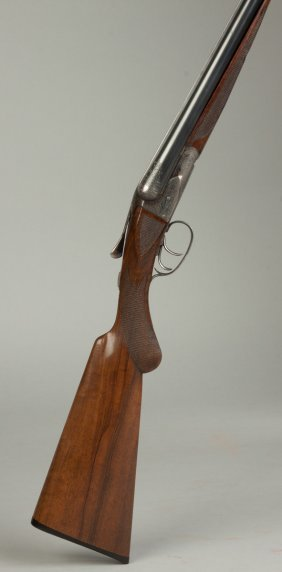 Ansley H. Fox, Philadelphia Double Barrel Shotgun