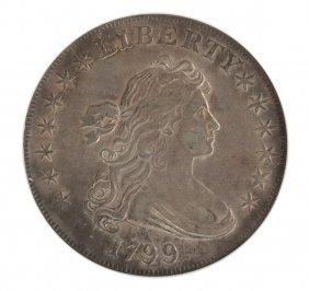 1799 Draped Bust One Dollar