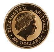 1999 Australia Two Hundred Dollar