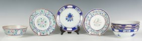 Chinese Export Bowls & Plates