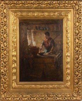 "Emma Lampert Cooper (american, 1855-1920) ""the Little"