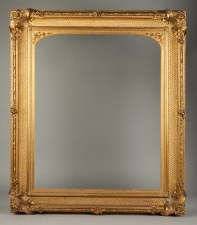 Gilt Wood Frame, 19th Cent.