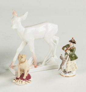Meissen & Porcelain Figures