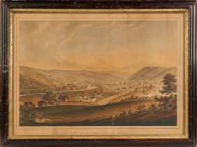 View Of Addison, Steuben Co., Ny