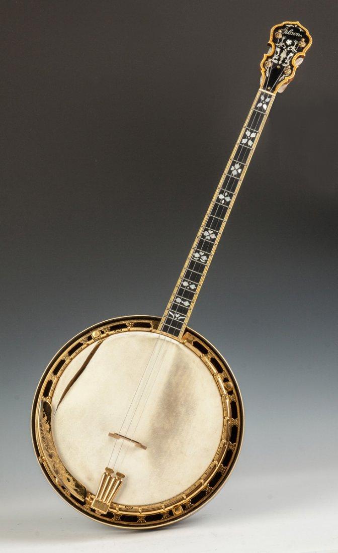 1929 Gibson Banjo PT 6, Plectrum Tenor