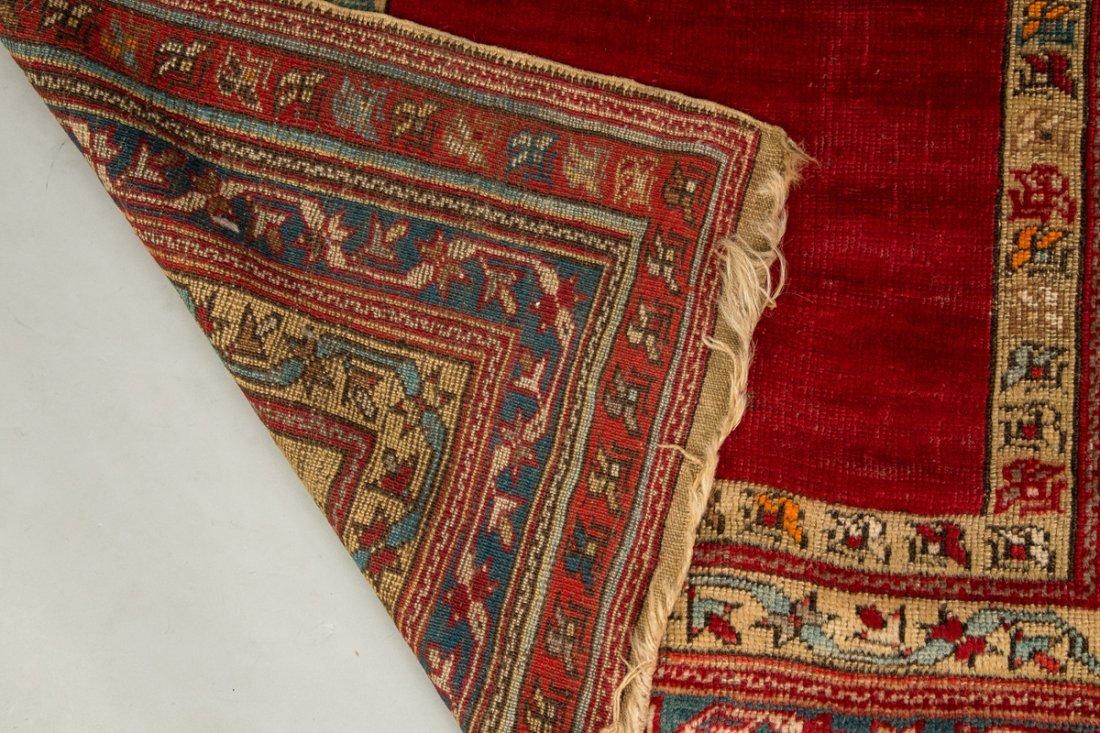 Turkish Oriental Prayer Rug - 2