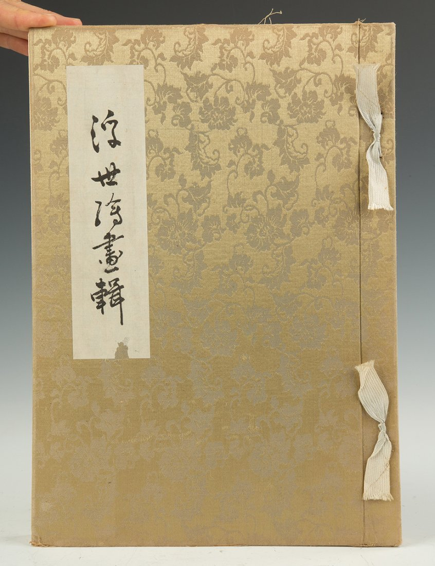 Japanese Book of Woodblock Prints - 3