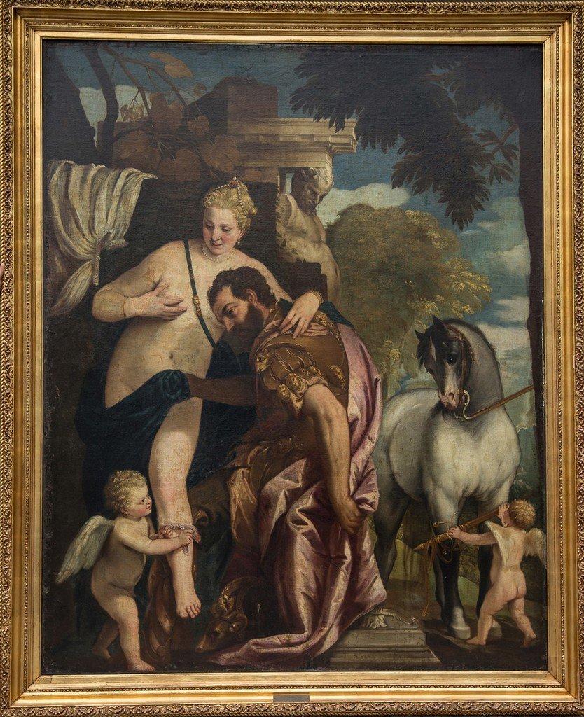 Attr. to Antonio Milocco Torino (Italian, 1690-1772)