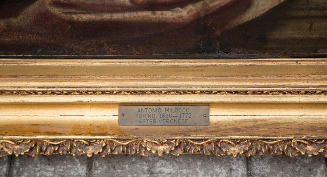 Attr. to Antonio Milocco Torino (Italian, 1690-1772) - 4