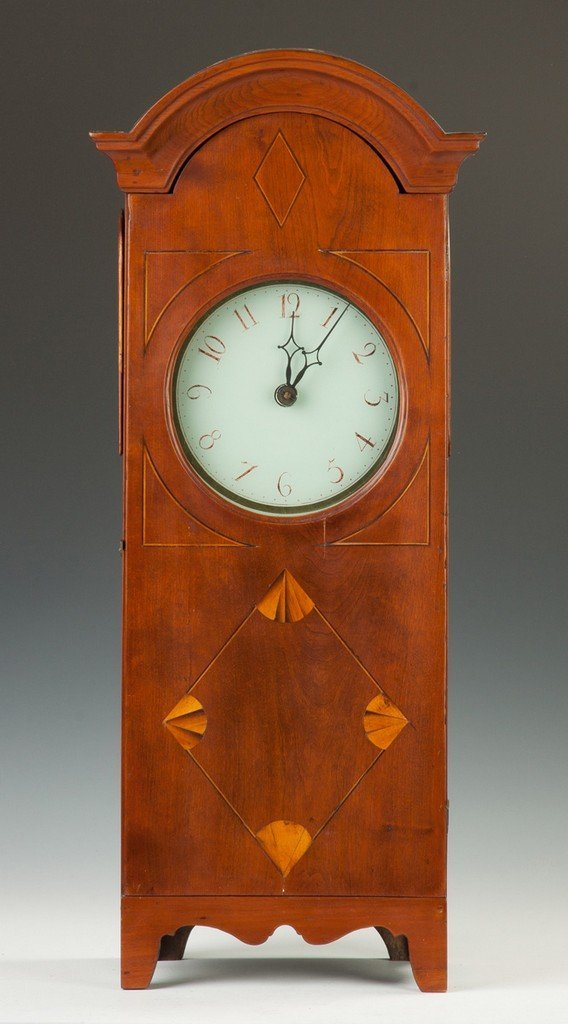 Very Rare Dr. Titus Merriman Shelf Clock