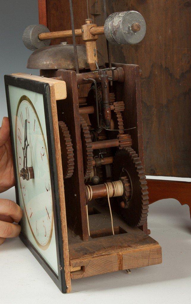 Very Rare Dr. Titus Merriman Shelf Clock - 2
