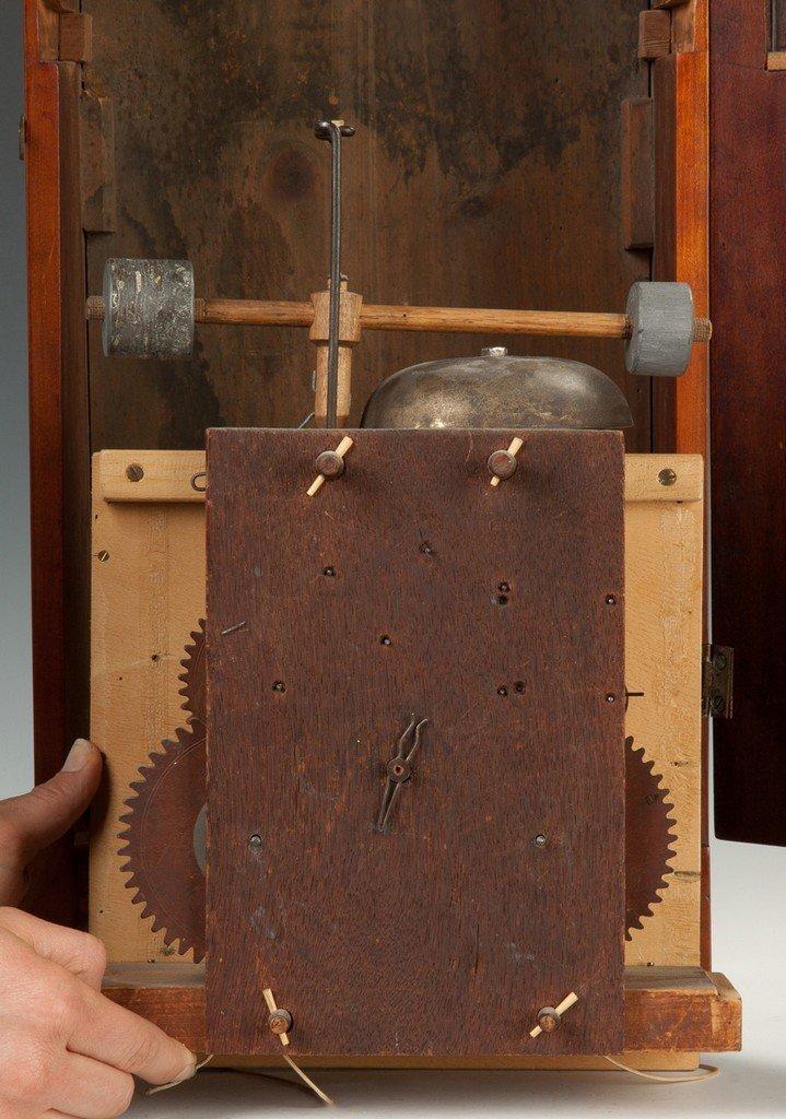 Very Rare Dr. Titus Merriman Shelf Clock - 3