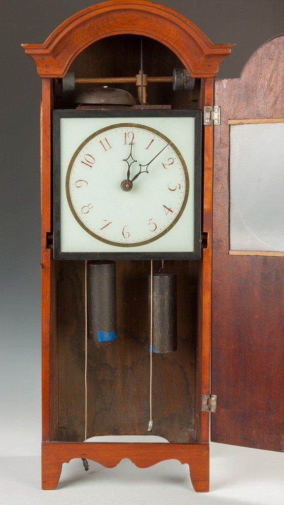 Very Rare Dr. Titus Merriman Shelf Clock - 5