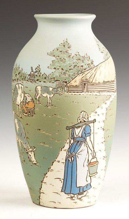 Rare Weller Vase