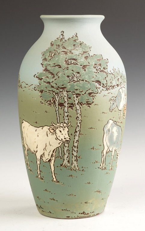 Rare Weller Vase - 2